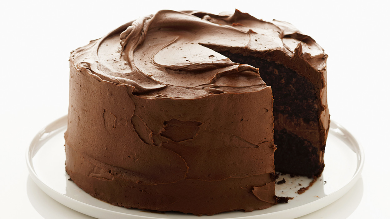 Bakers One Bowl Chocolate Cake